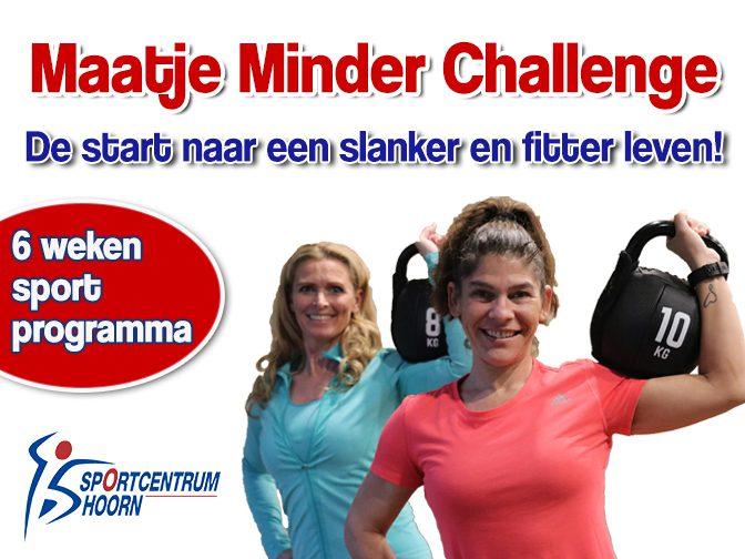 Maatje Minder Challenge