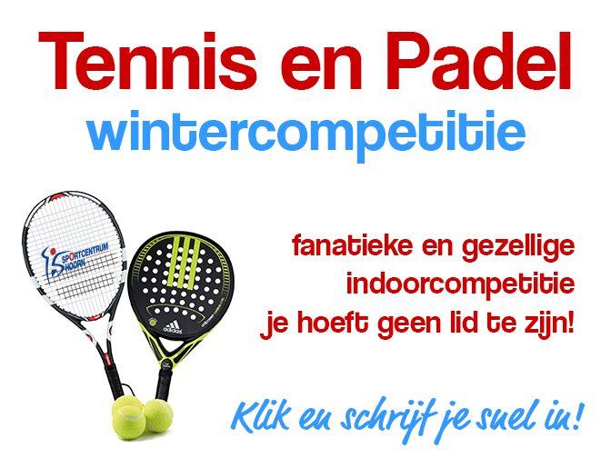 Tennis & Padel competitie